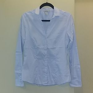 H & M Fitted Button Down
